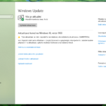 upgrade nabidka windows 10 verze 1903 5