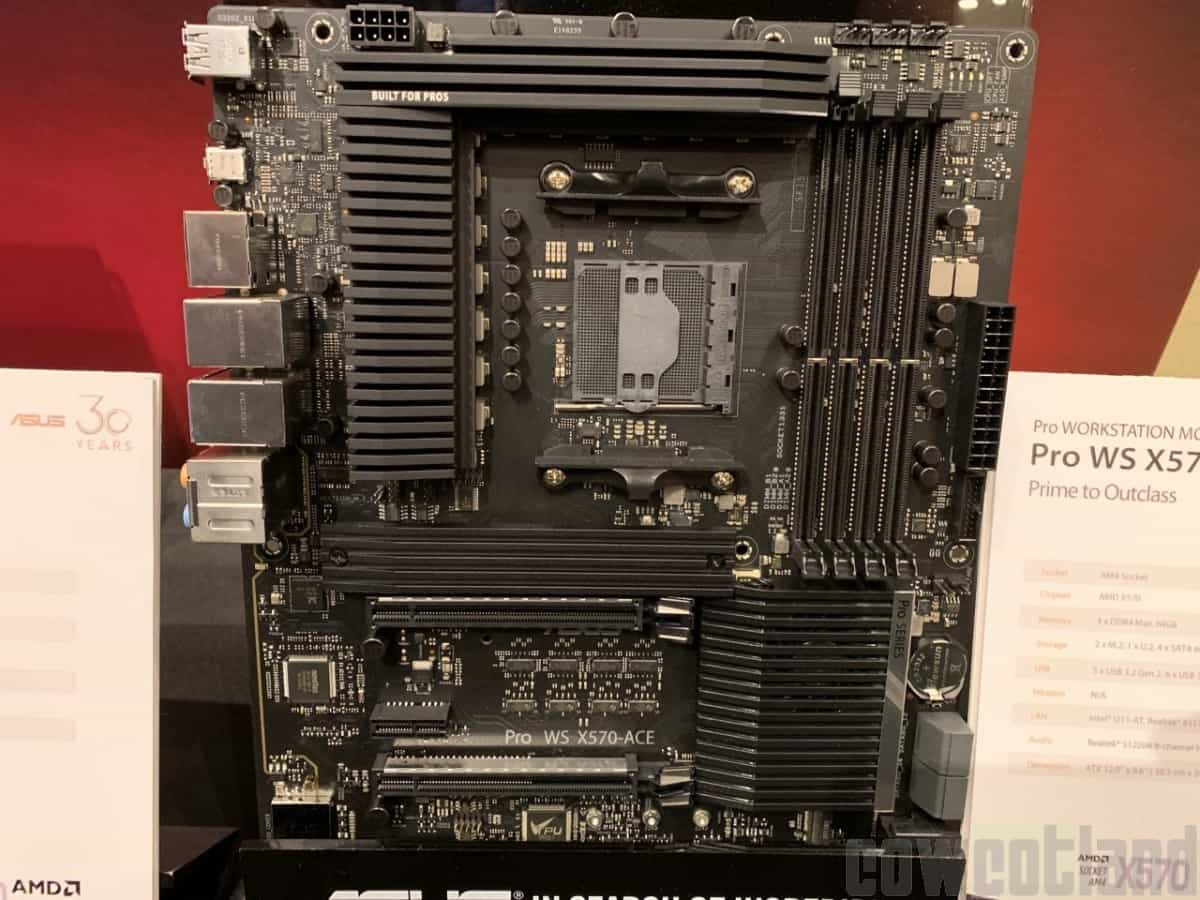 Asus Pro WS X570 Ace Cowcotland 2
