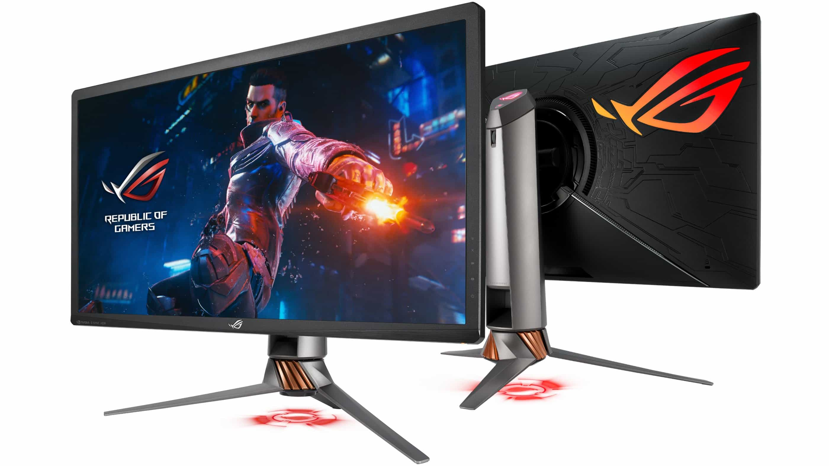 MiniLED monitory s G-Sync Ultimate/G-Sync HDR (Computex 2019)
