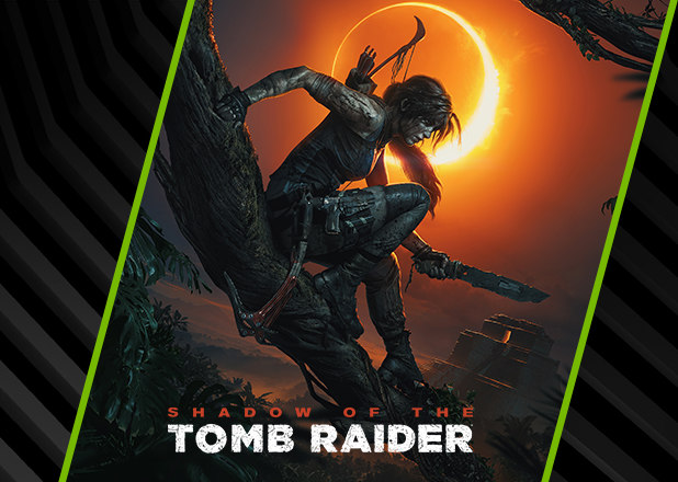 geforce rtx shadow of the tomb raider