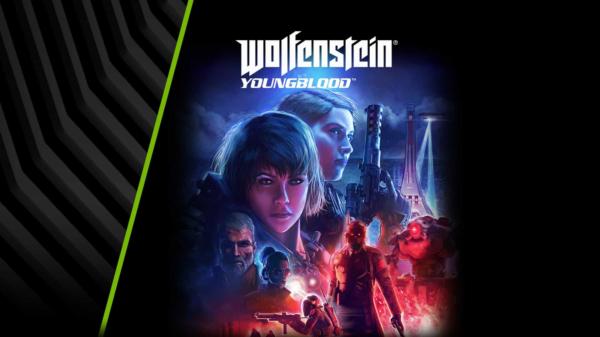nvidia geforce game ready wolfenstein youngblood 1600