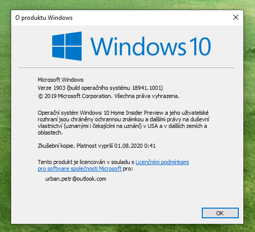 7Windows 10 Insider Preview Build 18947 3