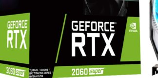 Nvidia GeForce RTX 2000 Super 1600