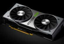 Nvidia GeForce RTX 2060 Super Founders Edition 1600