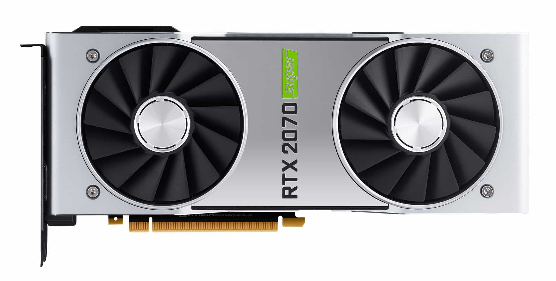 Nvidia GeForce RTX 2070 Super Founders Edition 05