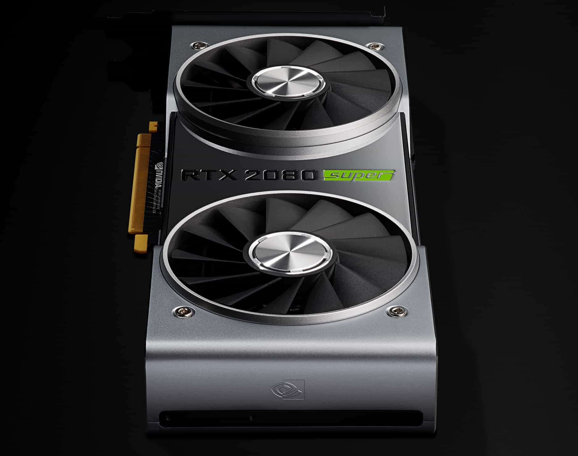 Nvidia GeForce RTX 2080 Super Founders Edition 01