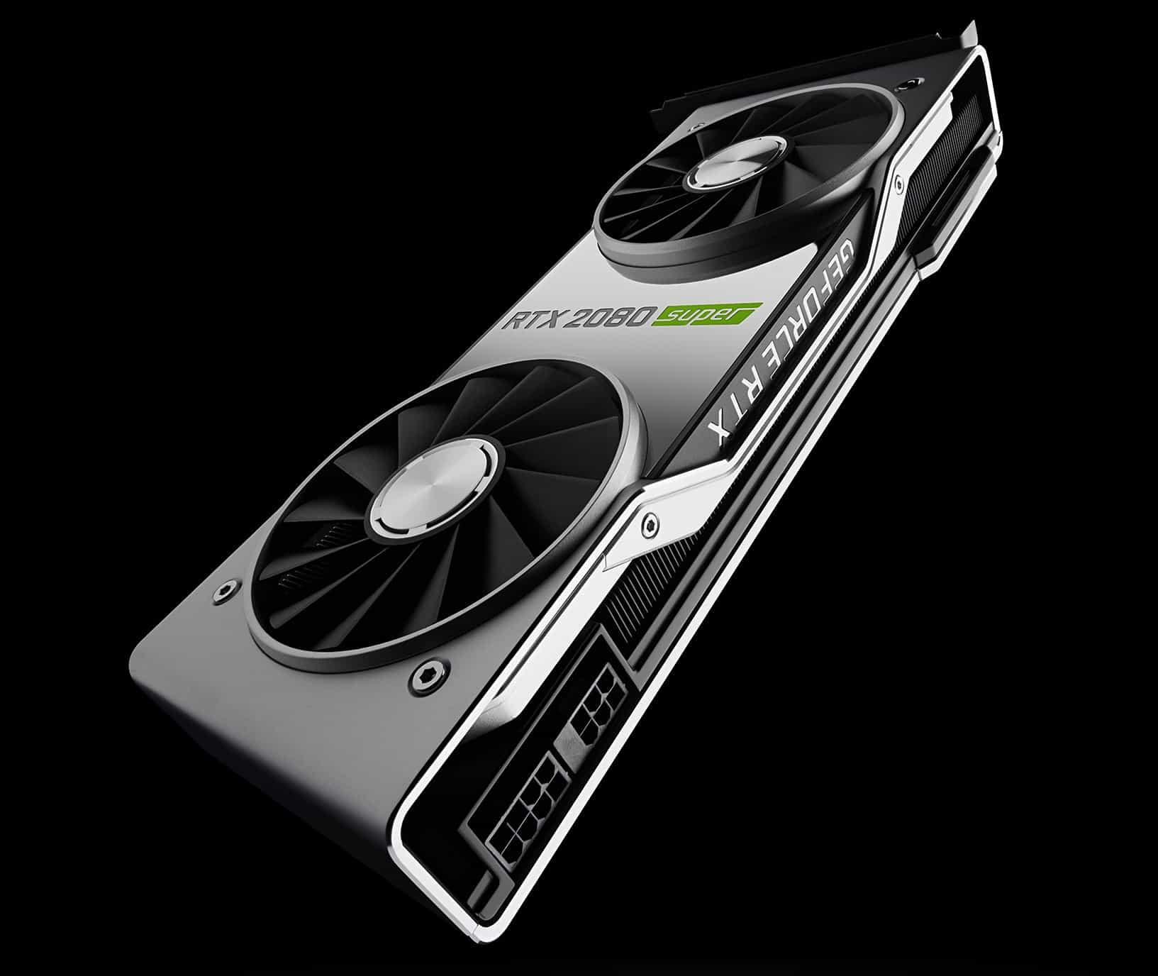 Nvidia GeForce RTX 2080 Super Founders Edition 04