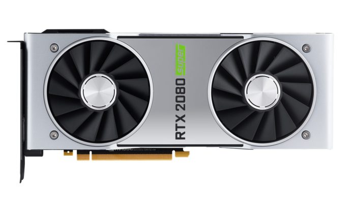 Nvidia GeForce RTX 2080 Super Founders Edition 1600