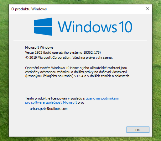 Windows 10 Insider Preview Build 18362 10000 2