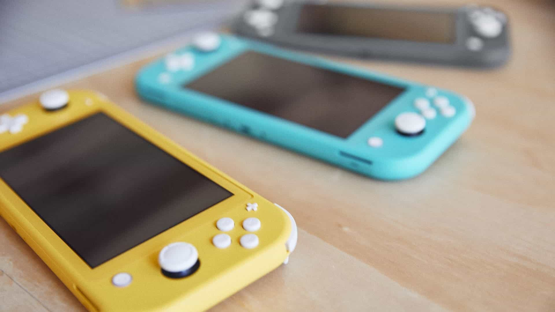 nintendo switch lite 5