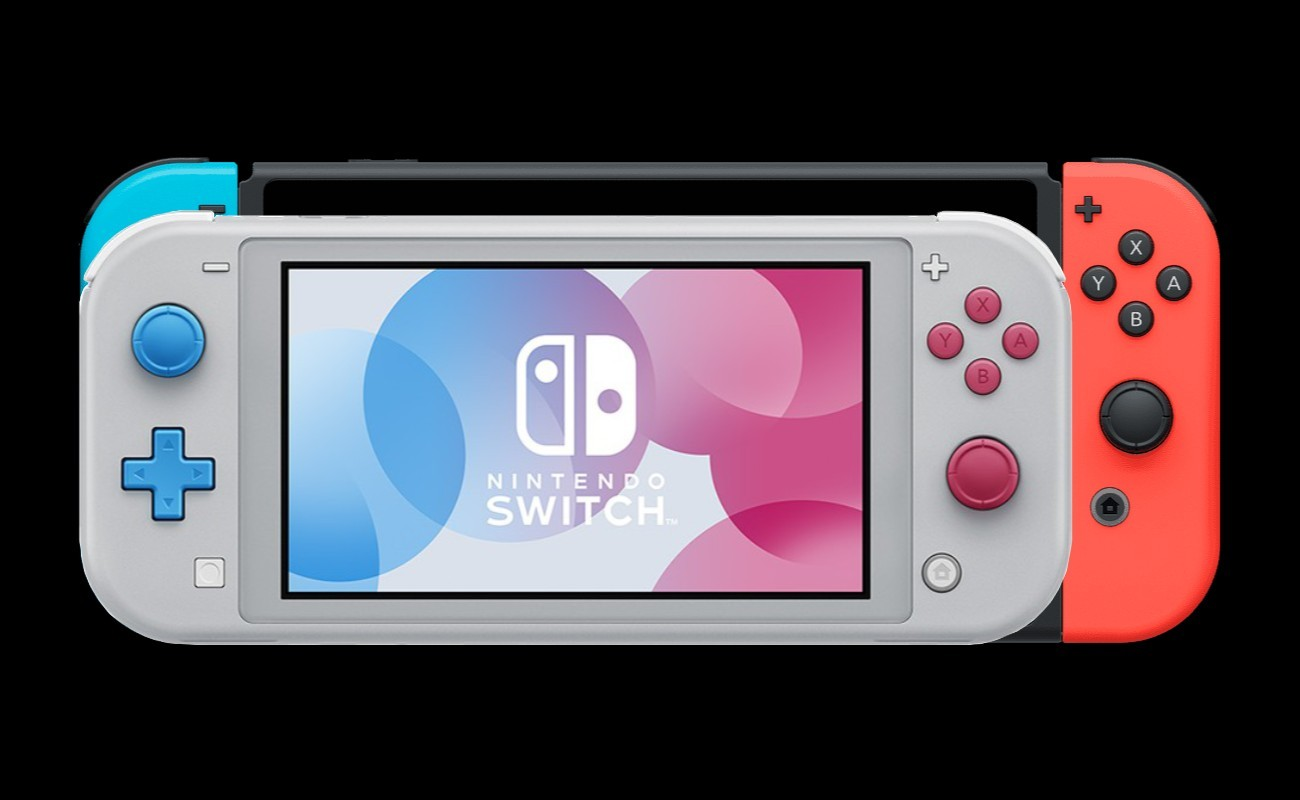nintendo switch lite 6