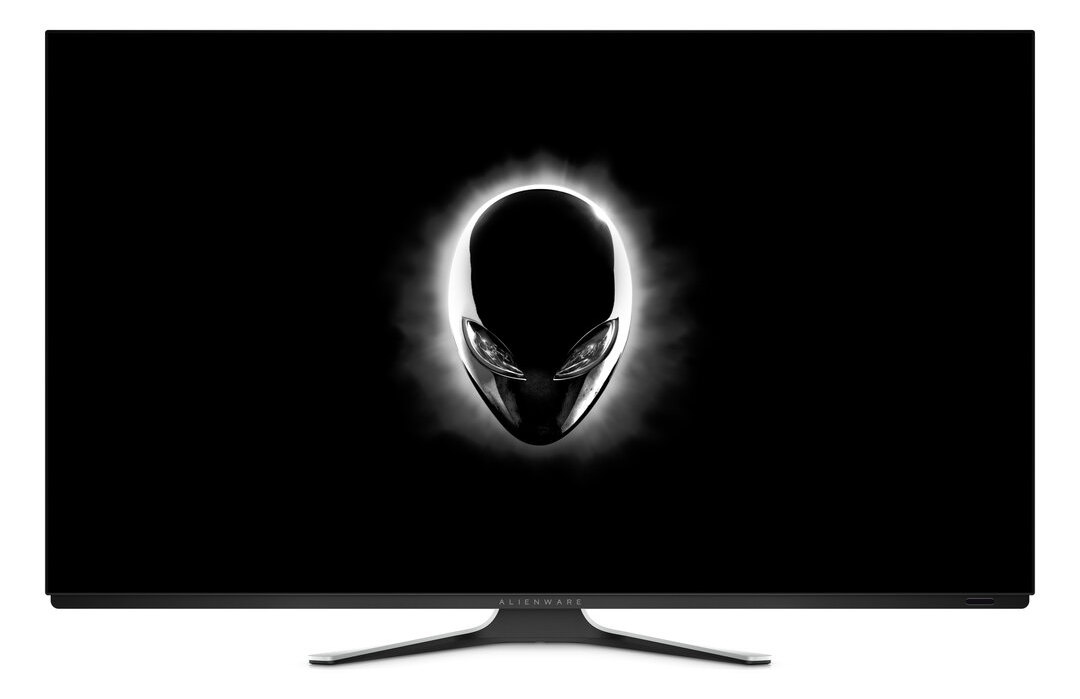 OLED monitor Alienware AW5520QF 07