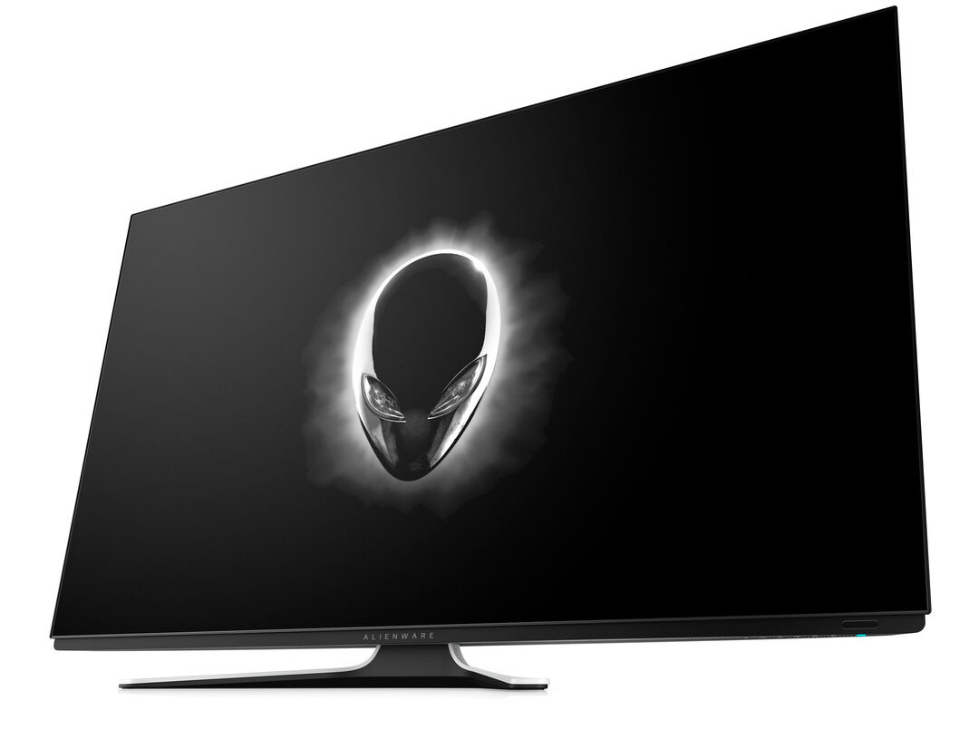OLED monitor Alienware AW5520QF 08