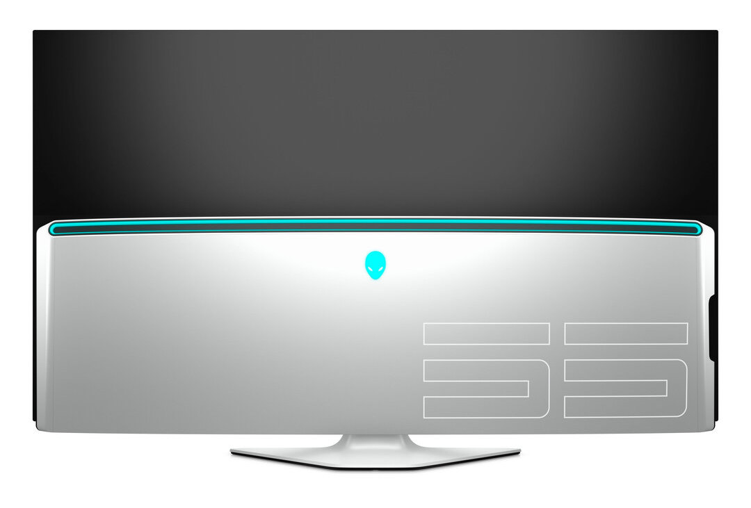 OLED monitor Alienware AW5520QF 09
