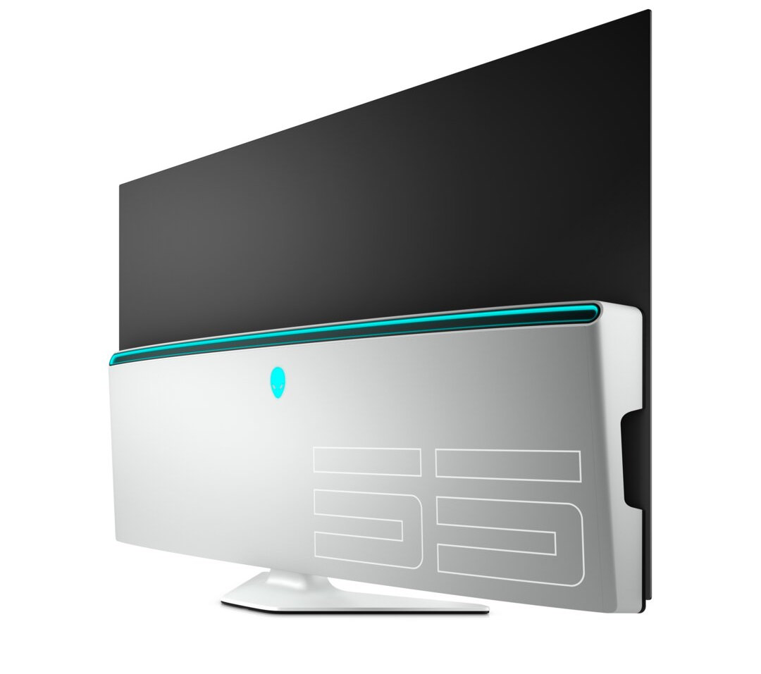 OLED monitor Alienware AW5520QF 13