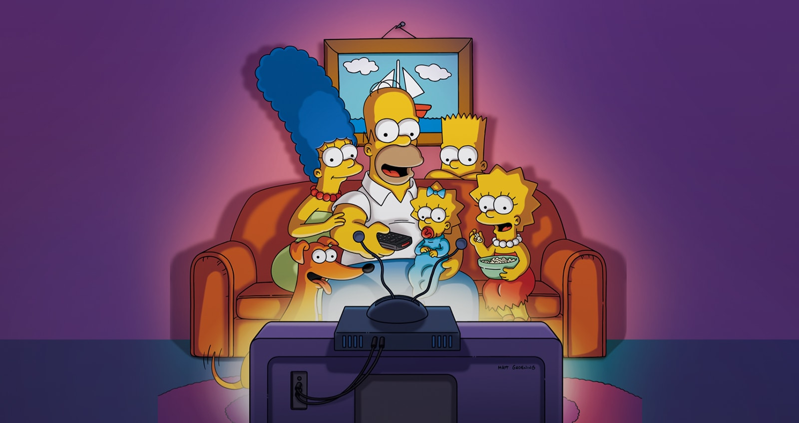 disney plus simpsonovi
