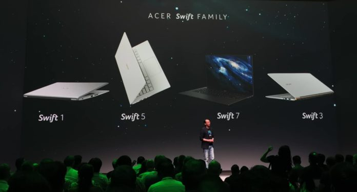 Acer IFA foto6 Swift5