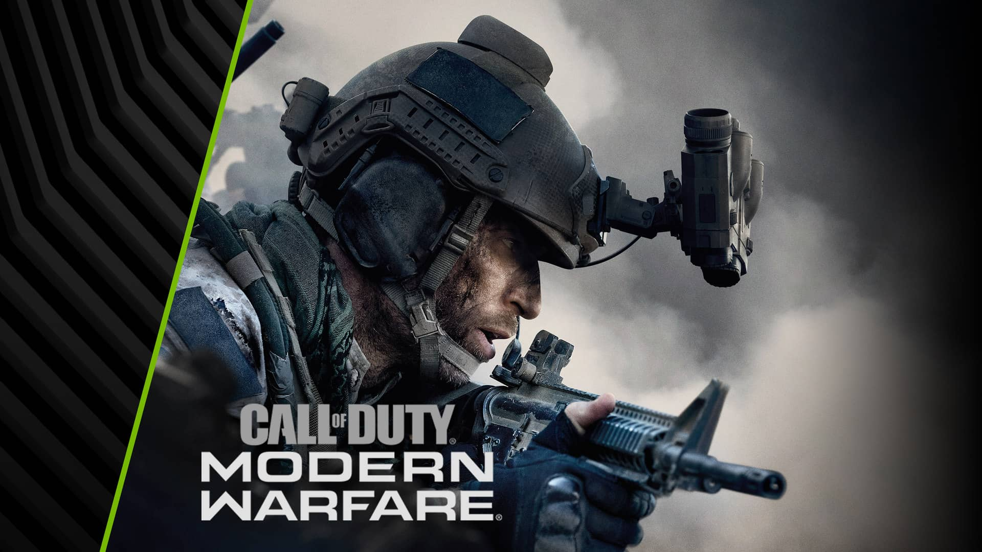 Nvidia bundle Call of Duty Modern Warfare 1600