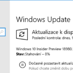 Windows 10 Insider Preview build 18980