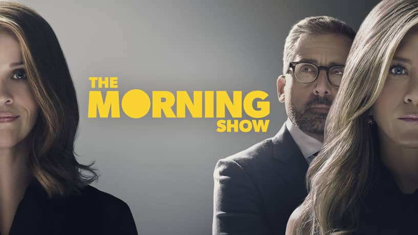 apple tv plus the morning show