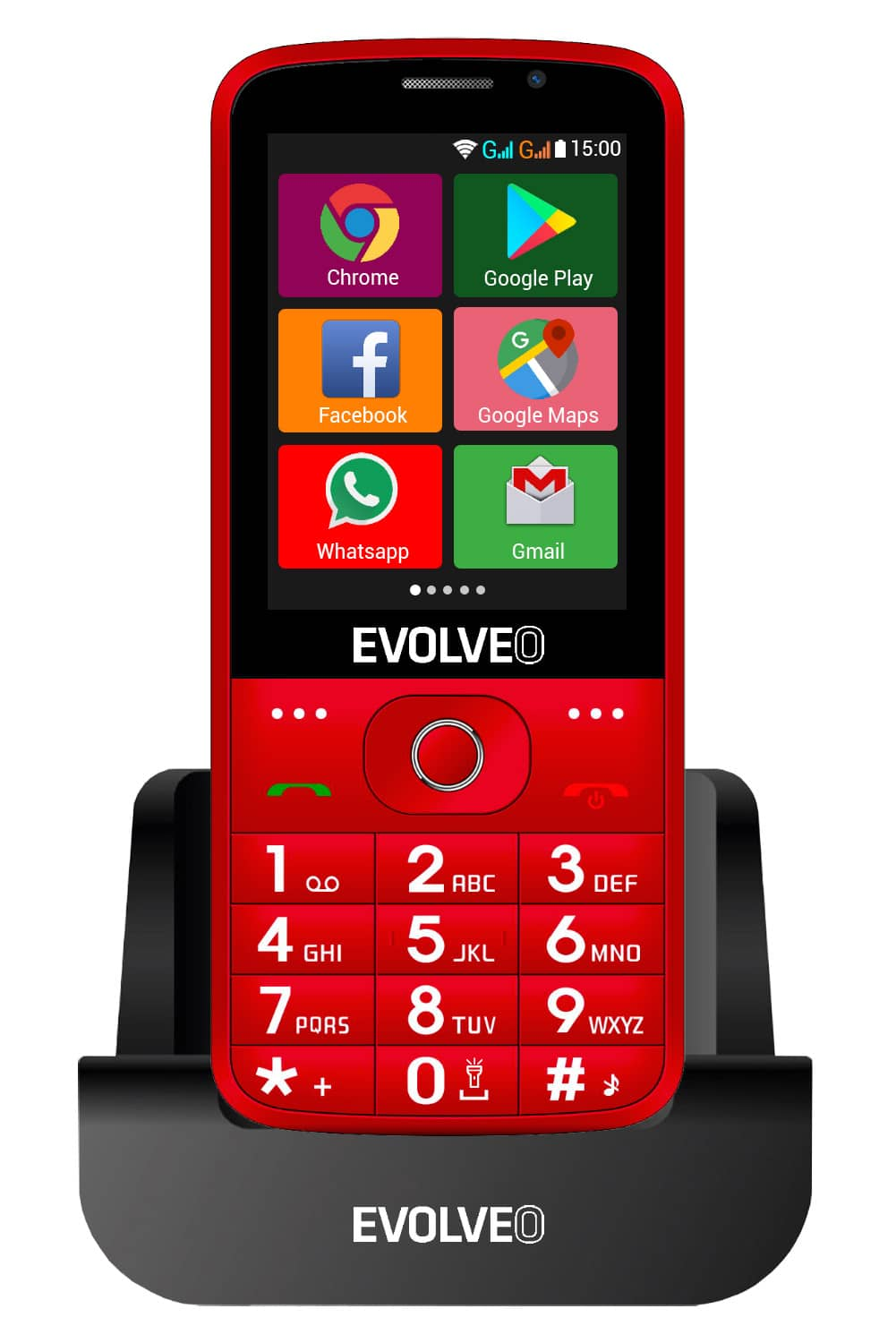 EVOLVEO EasyPhone AD stand r
