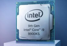 Intel Core i9 9900KS 1600