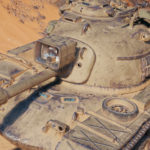 World of Tanks demo enCore RT bez ray tracingu 04