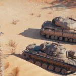 World of Tanks demo enCore RT ray tracing zapnuty 03