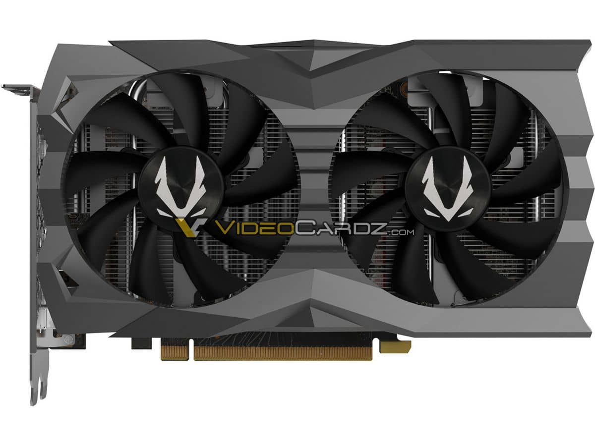 Zotac Nvidia GeForce GTX 1660 Super Gaming Amp VideoCardz 03