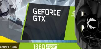 Zotac Nvidia GeForce GTX 1660 Super Gaming VideoCardz 1600
