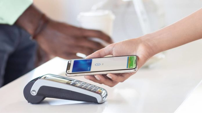 apple pay terminál