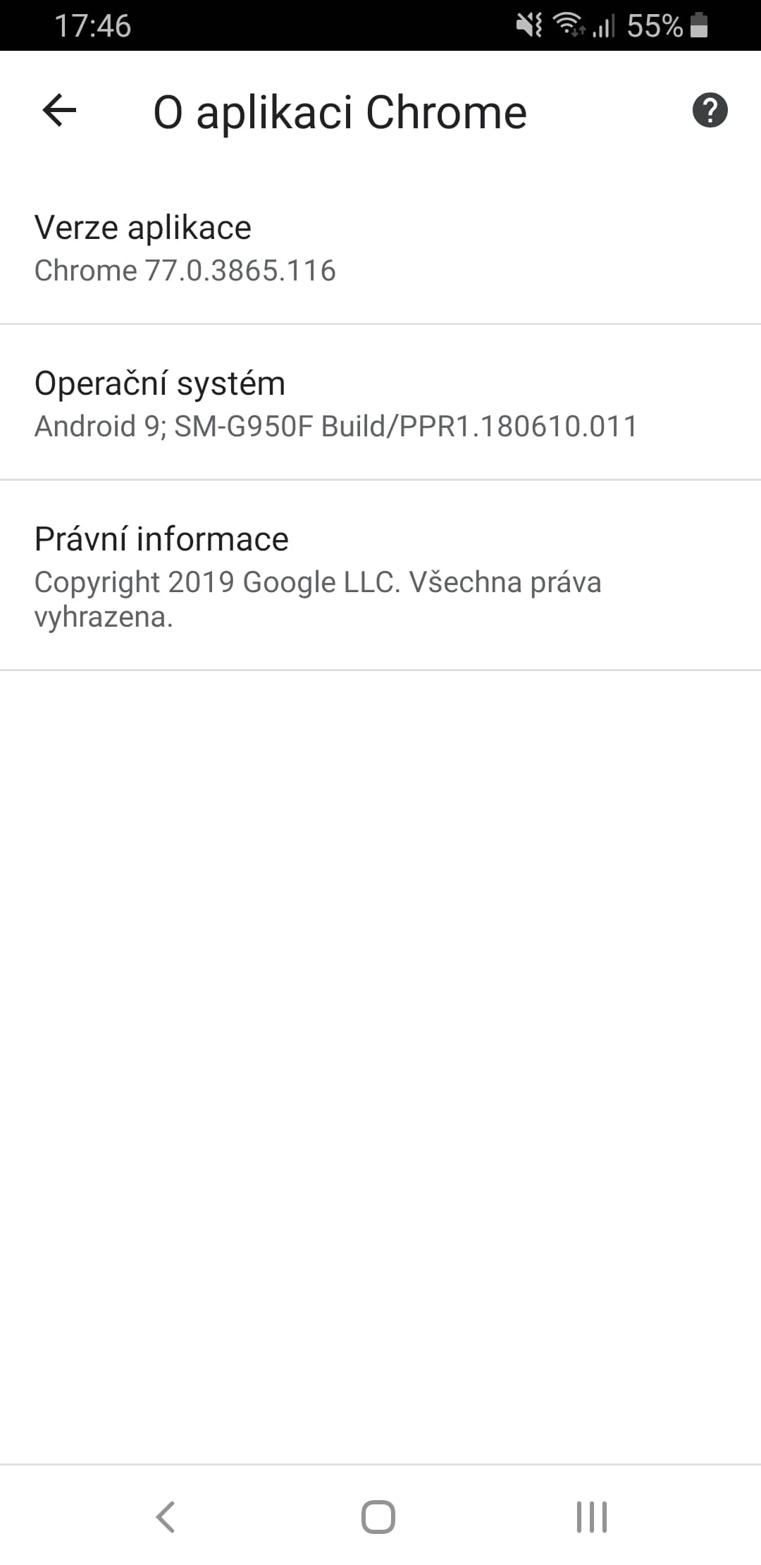 chrome 77 android 3