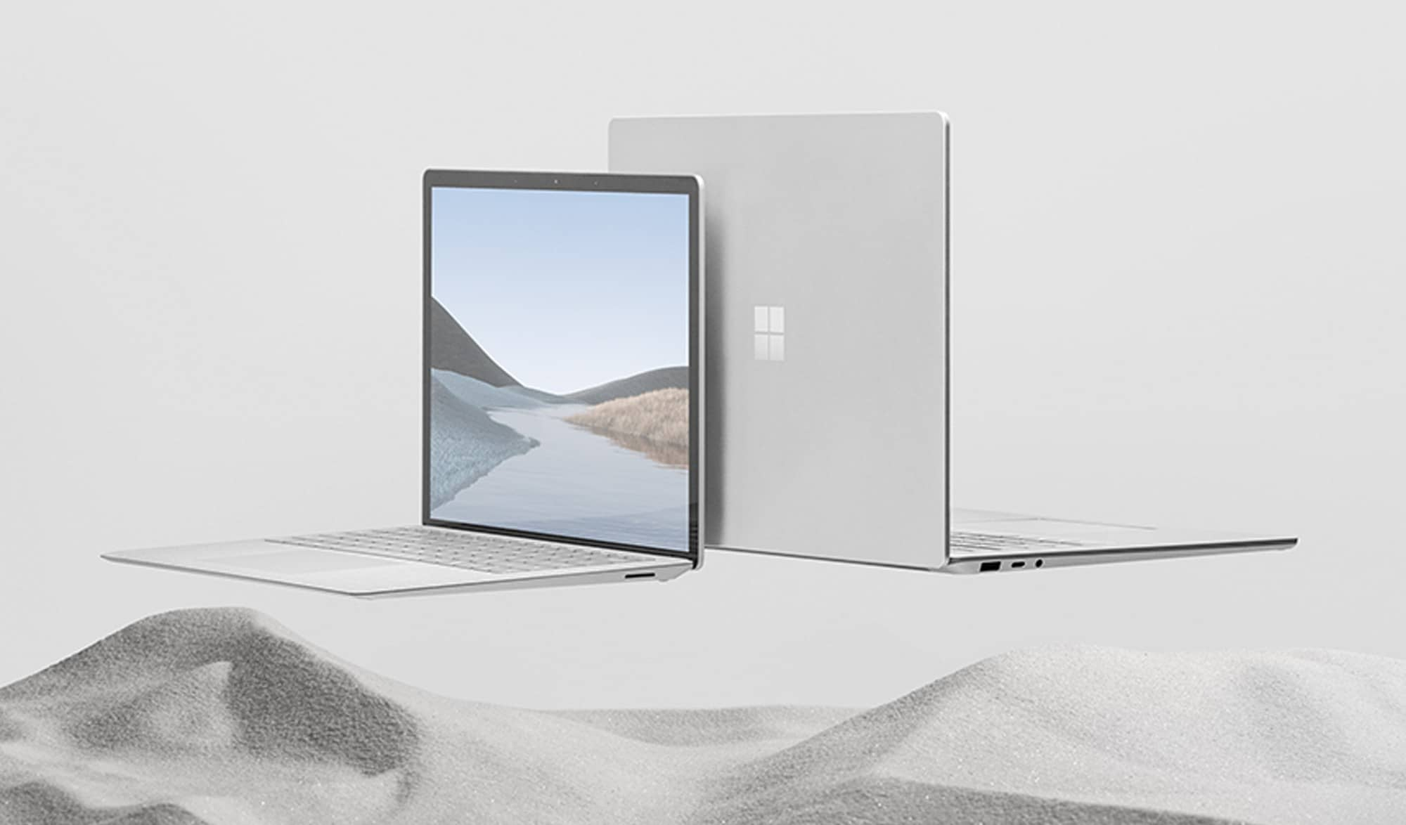 microsoft surface laptop 3 press 01