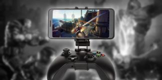 PowerA Moga Mobile Gaming Clip for Xbox