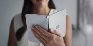 surface duo official 1600