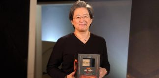 AMD Ryzen Threadripper 3000 a CEO Lisa Su 1600