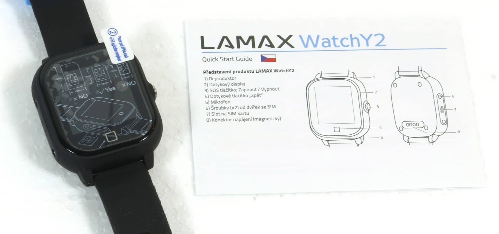 Lamax WatchY2 produkt6