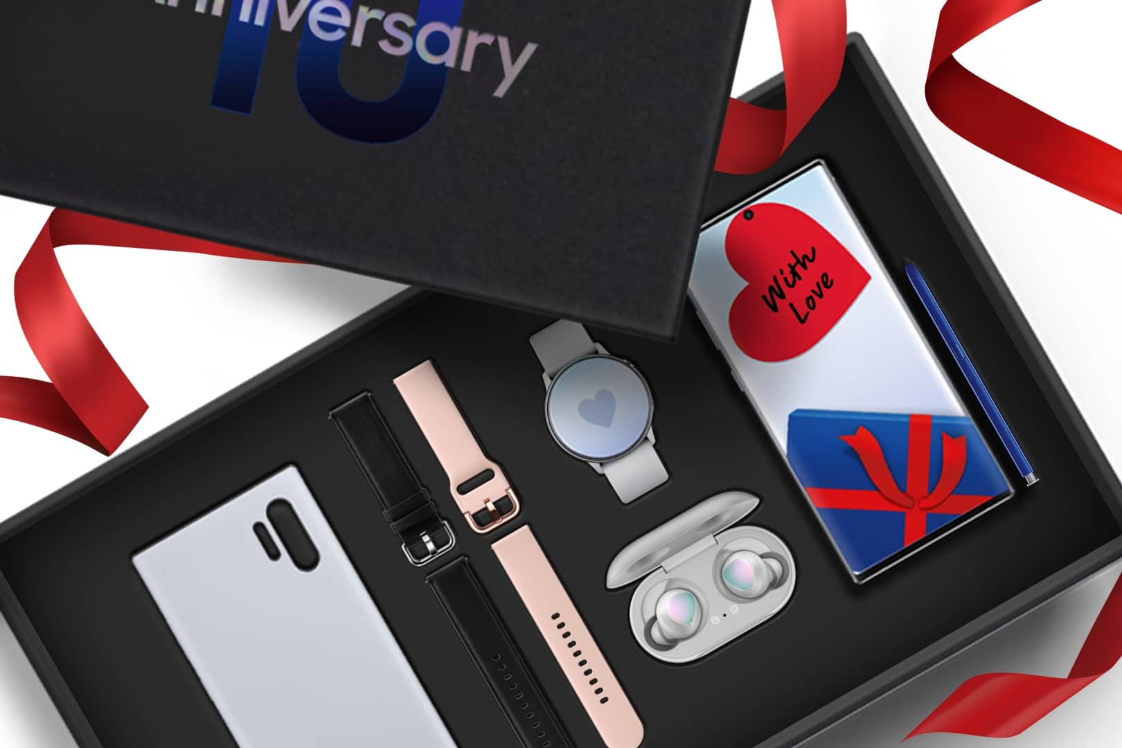 Samsung 10th Annivesary Premium Package