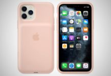 Smart Battery Case pro iPhone 11 Pro