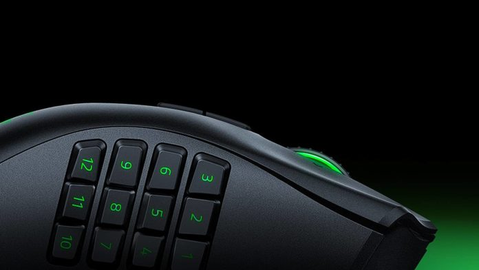 Razer Naga 2020 Left-Handed Edition