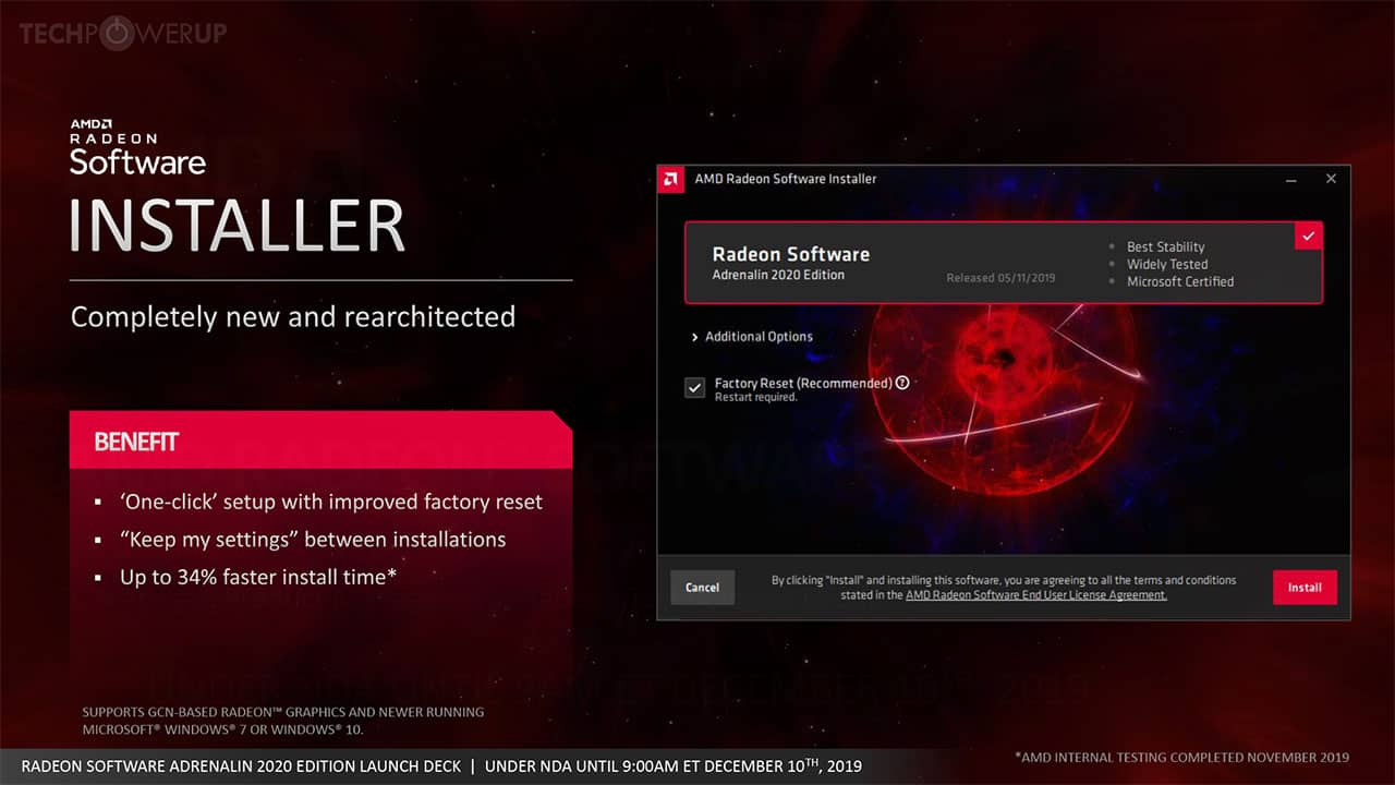 AMD Radeon Software App 2020 slajdy 02