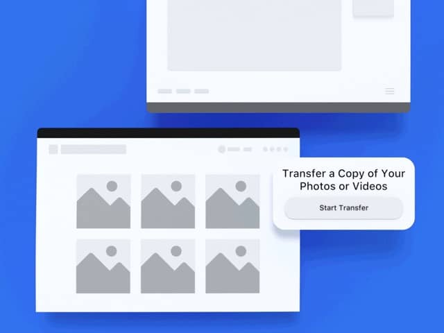 data transfer project facebook google animation 1
