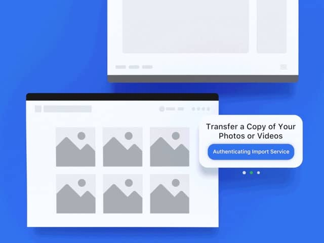 data transfer project facebook google animation 2