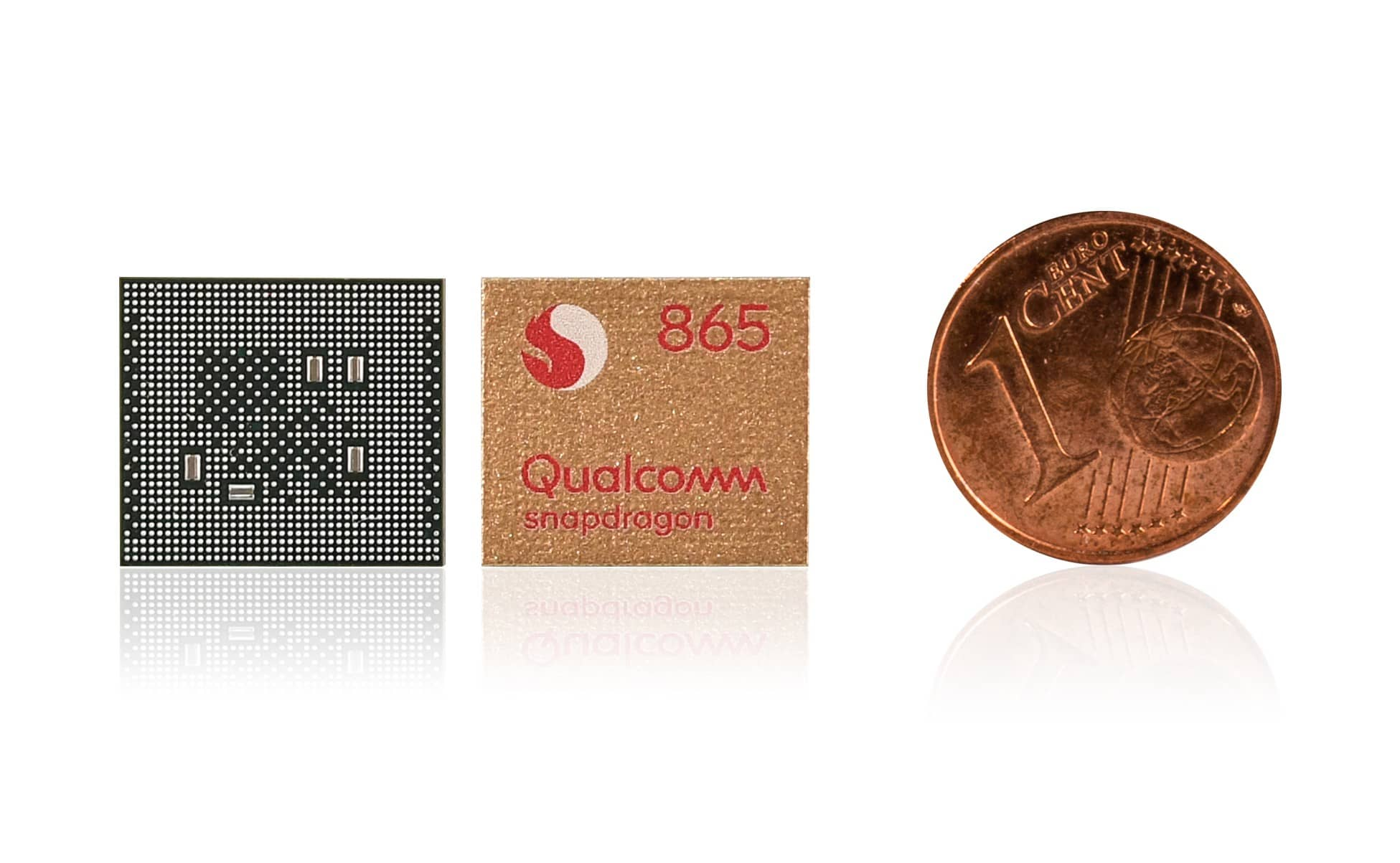 qualcomm snapdragon 865 coin