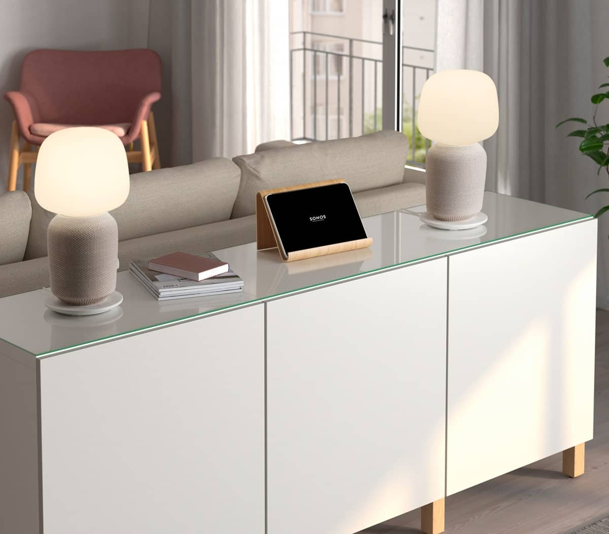 symfonisk table lamps l