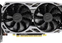 Evga GeForce RTX 2060 KO 1600