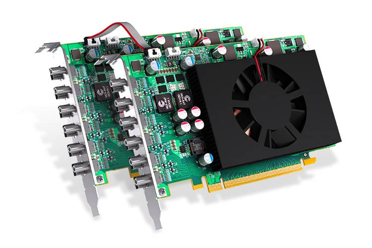 Matrox C680 s 28nm GPU AMD Radeon Cape Verde