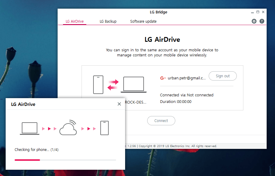 lg airdrive 3