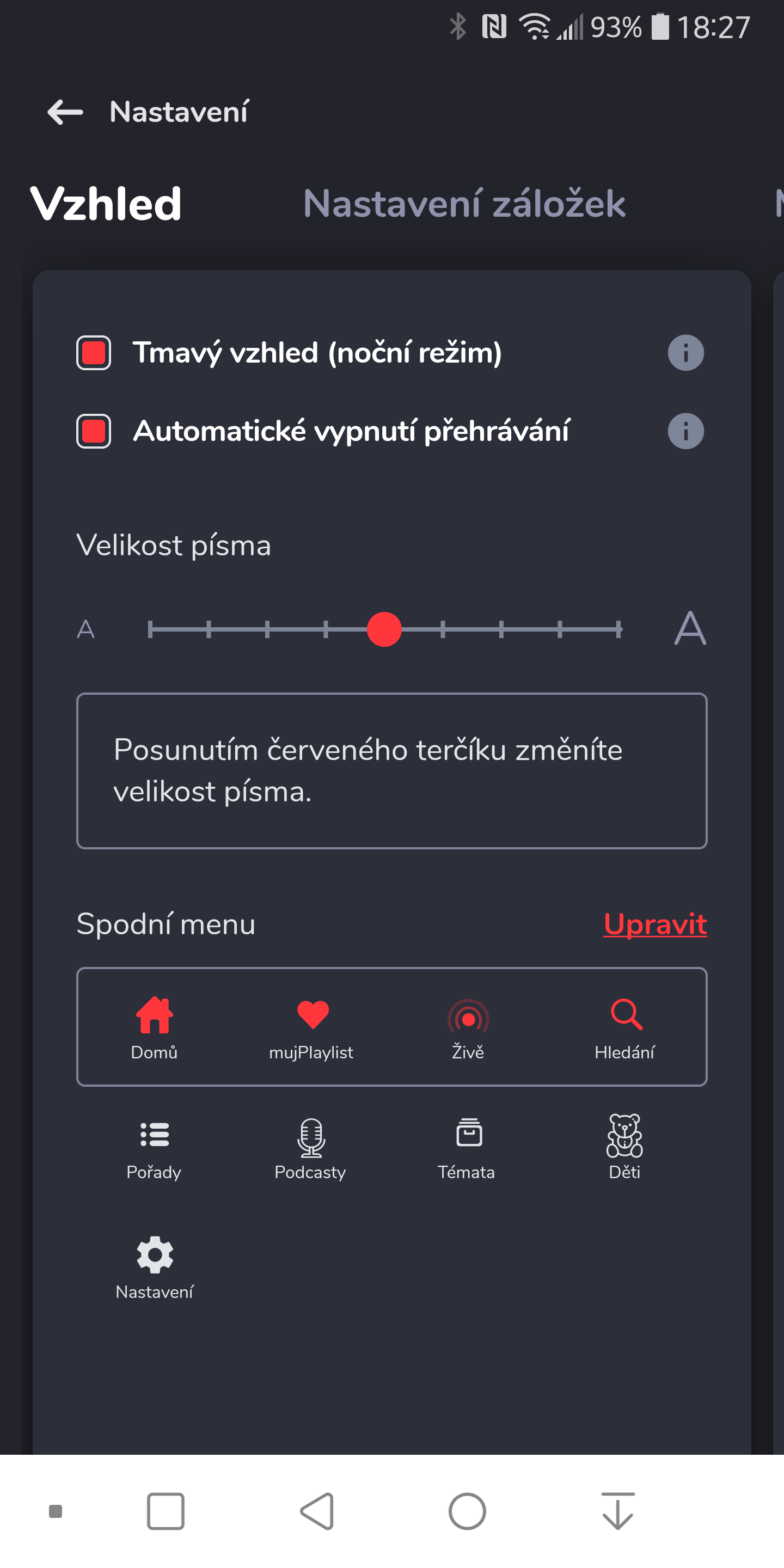 mujrozhlas android 2