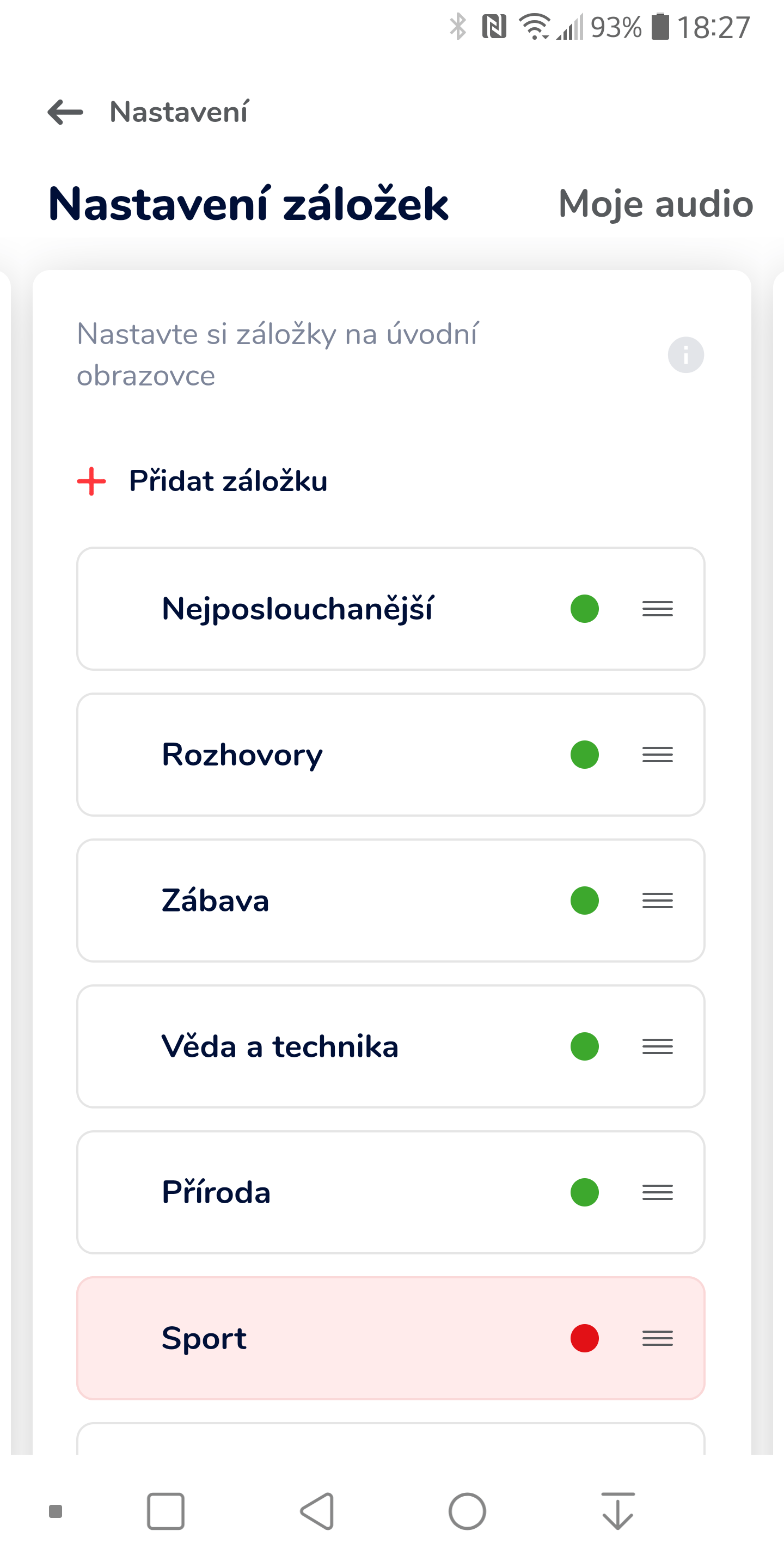 mujrozhlas android 3